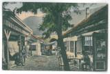 129 - ADA-KALEH, bazar, Romania - old postcard - used - 1909