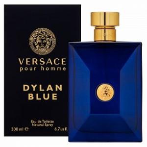 Versace Dylan Blue Eau de Toilette pentru bărbați 200 ml