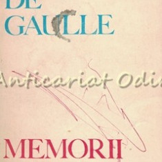 Memorii De Razboi - Charles De Gaulle