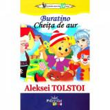 Buratino. Cheita de aur - Aleksei Tolstoi, ed 2018