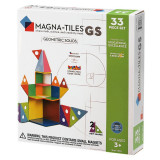 Magna-Tiles Geometric Solids set magnetic - 33 piese