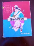 GOTTFRIED AUGUST BURGER- MUNCHHAUSEN, carte pentru copii, r6c