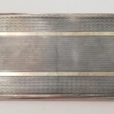 Tabachera mare anii 30 din argint 900, Corpul avocatilor din Nadlac