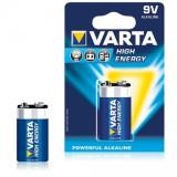 Baterie Varta alcalina 9V