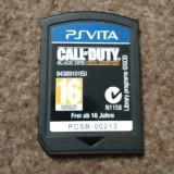 Call of Duty Black Ops Declassified, PS Vita, original, alte sute de jocuri!, Actiune, 12+, Single player