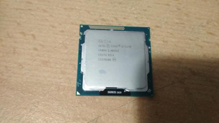 Procesor Desktop PC Intel Core i3-3240 3.40GHz SR0RH Socket LGA 1155 CPU i3