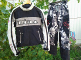 Bull SR 2 costum moto textil + protectii incluse