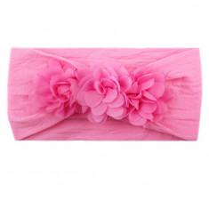 Bentita de culoare roz cu floricele, Universal