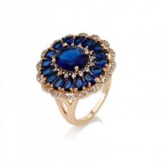 Inel Anebris Glamour Blue Sapphire