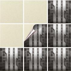 """Sticker Autocolant Faianta Decorativa """"Kitchen Design"""" model K-FAI-540 (pret/bucata)"""