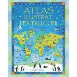 Atlas ilustrat pentru copii Mania Film
