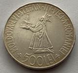 500 Lei 1941 Argint, Romania, Luciu