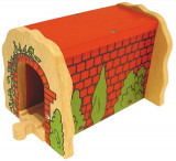 Tunel din caramida PlayLearn Toys, Bigjigs