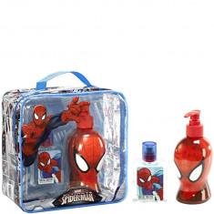 Marvel Ultimate Spiderman EDT 50 ml, SG 250 ml Set Copii
