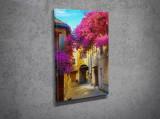 Tablou decorativ pe panza Majestic, 257MJS1230, Multicolor
