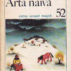 VICTOR ERNEST MASEK - ARTA NAIVA