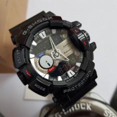 Ceas barbati sport casual Casio G-Shock GBA 400, Quartz, Analog & digital