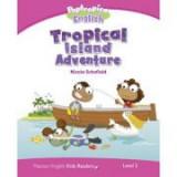 English Kids Readers Level 2. Poptropica English Tropical Island Adventure - Nicola Schofield