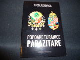 POPOARE TURANICE PARAZITARE-NICOLAE IORGA-