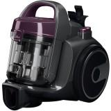 Aspirator fara sac Bosch BGC05A320, 700 W, 1.5 l, filtru EPA 10, EPA 12 lavabil, duza 2in1, gri
