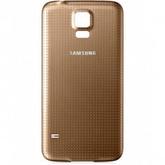 Capac Baterie pentru SAMSUNG Galaxy S5 (Auriu)