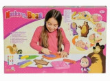 Masha and The Bear - Set plastilina