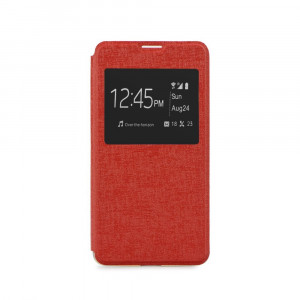 Husa Sony Xperia Z5 Compact - Book Type Red