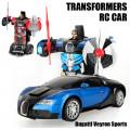 MEGA ROBOT TRANSFORMERS,SE TRANSFORMA IN MASINA,TELECOMANDA ,SUPER CADOU!