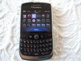 Telefon mobil Blackberry 8900  Defect, Negru, Neblocat