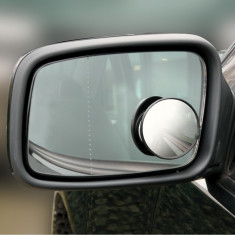 Oglinda retrovizoare exterioara unghi mort rotunda , diametru 5 cm
