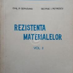 Rezistenta materialelor, vol. II