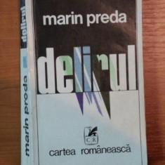 DELIRUL-MARIN PREDA BUCURESTI