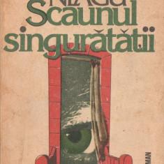 SCAUNUL SINGURATATII – FANUS NEAGU