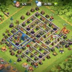 Clash of clans MAX level 226, Supercell