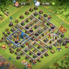 Clash of clans MAX level 226