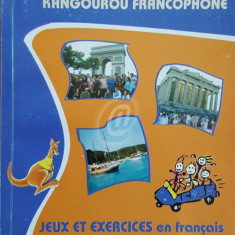 Le concours Kangourou Francophone(2005-2007). Jeux et exercices en francais