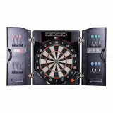 Darts electronic cu cabinet DELUXE II, 4LED, ONE80