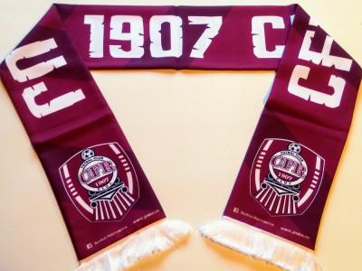 Esarfa fotbal CFR 1907 CLUJ Napoca foto