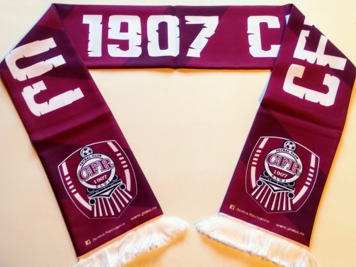 Esarfa fotbal CFR 1907 CLUJ Napoca