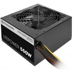 Sursa Gaming Thermaltake Litepower GEN2 550W, 5x SATA, 4x MOLEX, 2x 6+2 pin,...