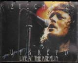 2 Casete Zucchero – Uykkepo Live At The Kremlin , originala, Casete audio