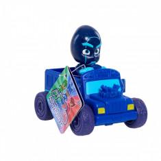 Set figurina cu mini autobuzul lui ninja Pj Masks