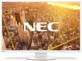 Monitor IPS LED NEC 24inch EA245WMi-2, VGA, DVI, HDMI, DisplayPort, USB 3.0, Boxe, Pivot, 5 ms (Alb)