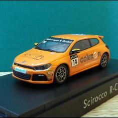 Macheta Volkswagen Scirocco III R-Cup Colexon (2010) 1:43 Spark
