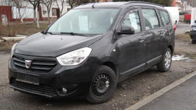 Dacia Lodgy, 1.5 Dci Diesel, an 2013 luna 9 foto