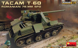 Cumpara ieftin 1:35 Romanian 76-mm SPG Tacam T-60 Interior Kit 1:35