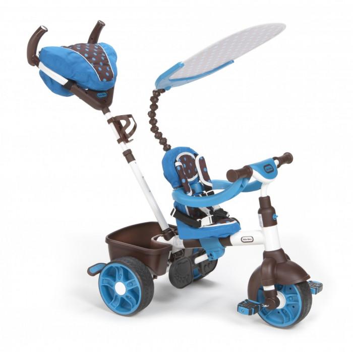 Tricicleta Sport 4In1 (Albastru Cu Alb)