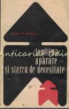 Cumpara ieftin Legitima Aparare Si Starea De Necesitate - Victor A. Ionescu