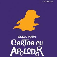 Cartea cu Apolodor   Gellu Naum