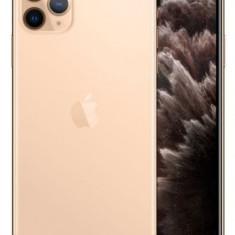 Telefon Mobil Apple iPhone 11 Pro Max, OLED Multi‑Touch 6.5inch, 256GB Flash, Camera Tripla 12MP, Wi-Fi, 4G, iOS (Auriu)